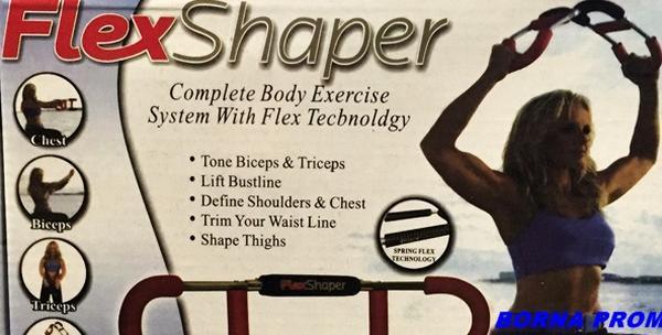 Sprava za vježbanje - Flex Shaper