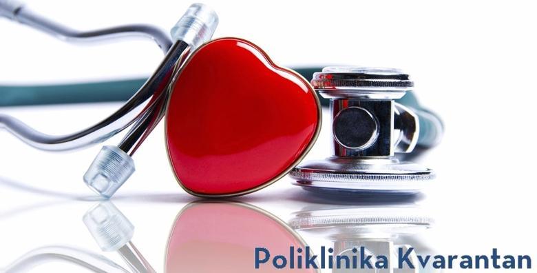 Ponuda dana: ULTRAZVUK SRCA - više od 17,5 milijuna ljudi svake godine umre od kardiovaskularnih bolesti, uz odmah gotove nalaze otkrijte simptome na vrijeme! (Poliklinika Kvarantan)