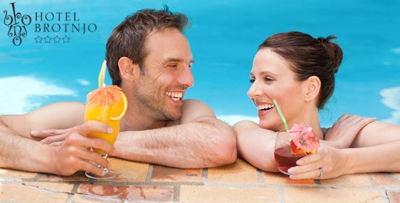 POPUST: 35% - Ljetna uživancija u Međugorju - 1 noćenje s doručkom ili polupansionom za dvoje uz korištenje bazena i fitness centra u Hotelu Brotnjo 4* od 312 kn! (Hotel Brotnjo****)