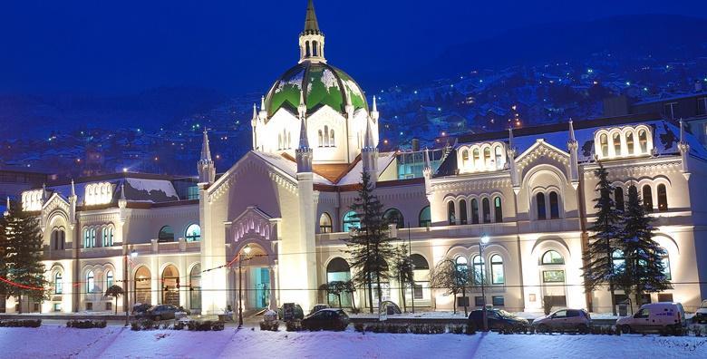 Sarajevo - 2 noćenja s doručkom za dvije osobe u Hotelu Hecco 3* za 555 kn!