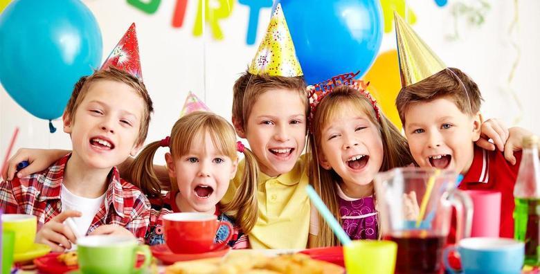 Dječji rođendan - 2 sata zabave za 15 djece za 499 kn!