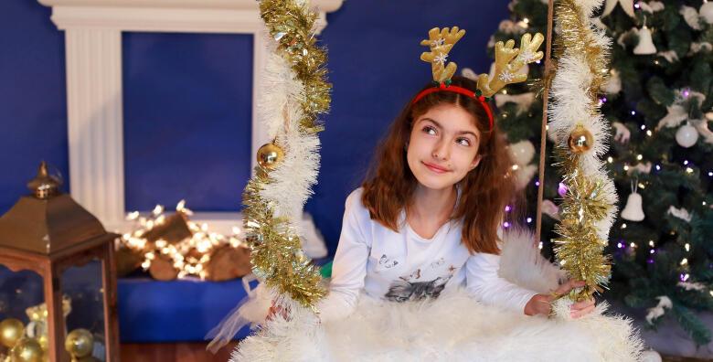 Božićno fotografiranje - ovjekovječite blagdane prekrasnim fotografijama za 325 kn!