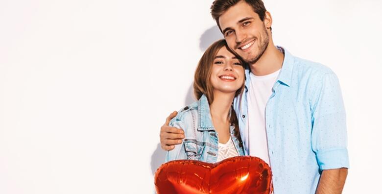 Fotografiranje za Valentinovo - ovjekovječite trenutke prekrasnim fotografijama za 325 kn!