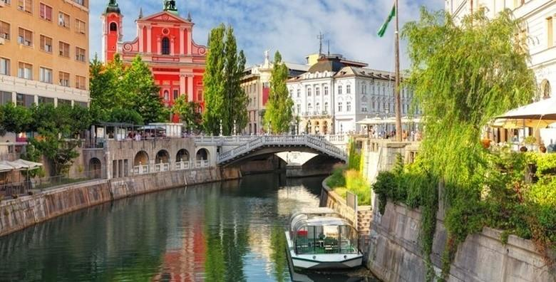 Ljubljana i Škocjanske jame - izlet s prijevozom za 169 kn!