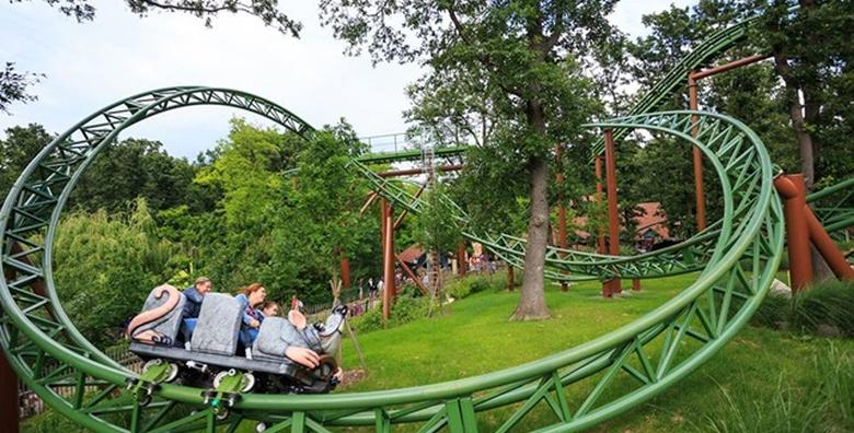 Austrija, Family park - avantura na ludim vožnjama, izlet i prijevoz za za 259 kn!