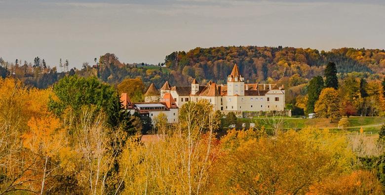 Austrija - dvorac Kornberg, Leibnitz i manufaktura Vulcano, izlet s prijevozom za 199 kn!