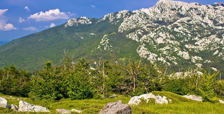 Velebit, Pećinski park Grabovača i posjet špilji Samograd - izlet s prijevozom za 169 kn!