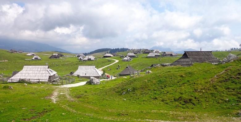 Velika planina, Slovenija - izlet s prijevozom za 164 kn!