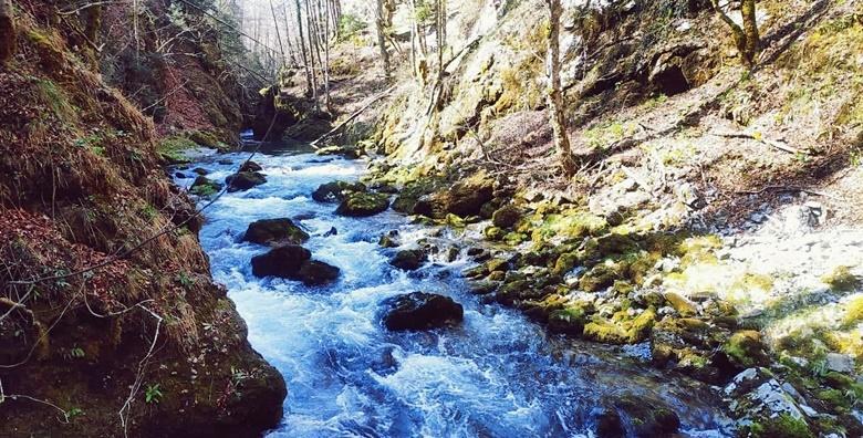 Opatija, kanjon Kamačnik i Lukovdol - izlet s prijevozom za 139 kn!