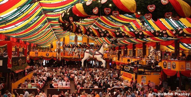 Oktoberfest - izlet s prijevozom uz ragled Munchena za 329 kn!