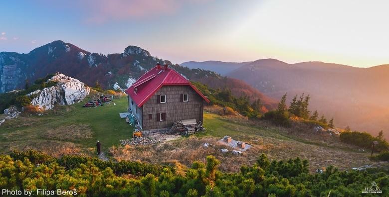 Planinarenje na NP Risnjak - 3h penjanja uz ručak u planinarskom domu za 139 kn!