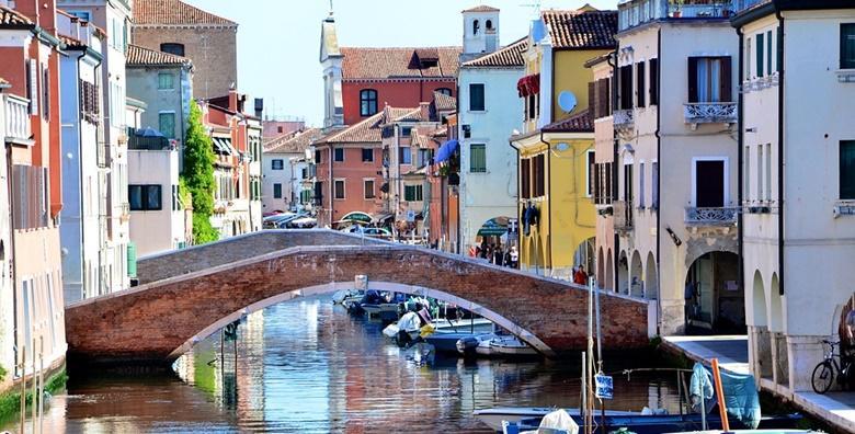 Italija - izlet u gradić Chioggia i posjet Muzeju cipela uz uključen prijevoz za 249 kn!