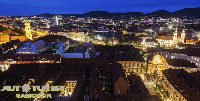 Ponuda dana: Advent Graz i Zotter - istražite ponudu raskošne adventske destinacije i isprobajte najslasnije čokoladne delicije za 189 kn! (Putnička agencija Autoturist - Park ID kod: HR-AB-01-080015747)