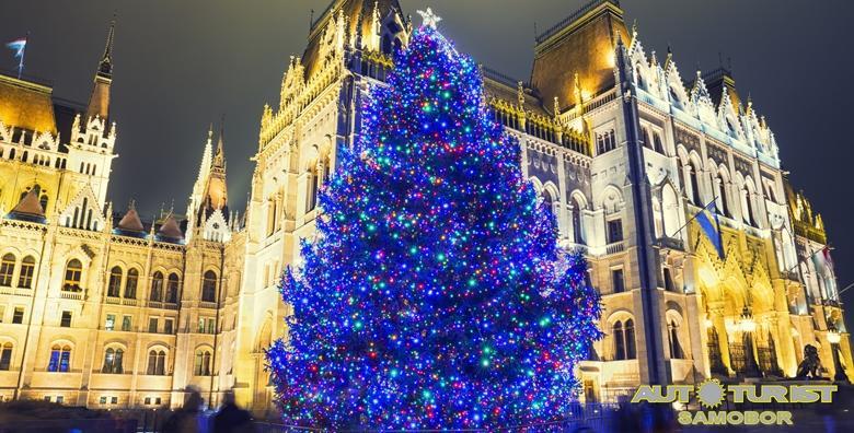 Advent u Budimpešti - provedite predbožićni dan u raskošno uređenoj metropoli za 249 kn!