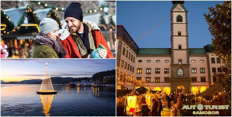 Advent u Klagenfurtu i povorka krampusa - iskusite očaravajući božićni ugođaj za 189 kn!