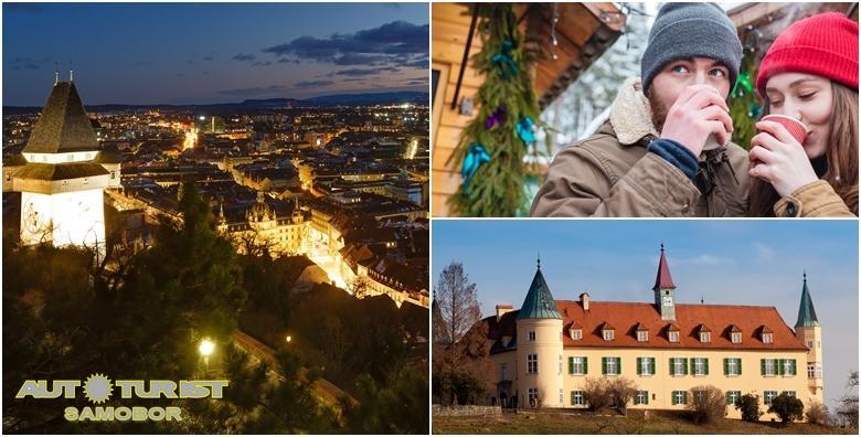 Advent u Grazu i povorka krampusa - prošetajte prekrasno uređenim ulicama za 154 kn!