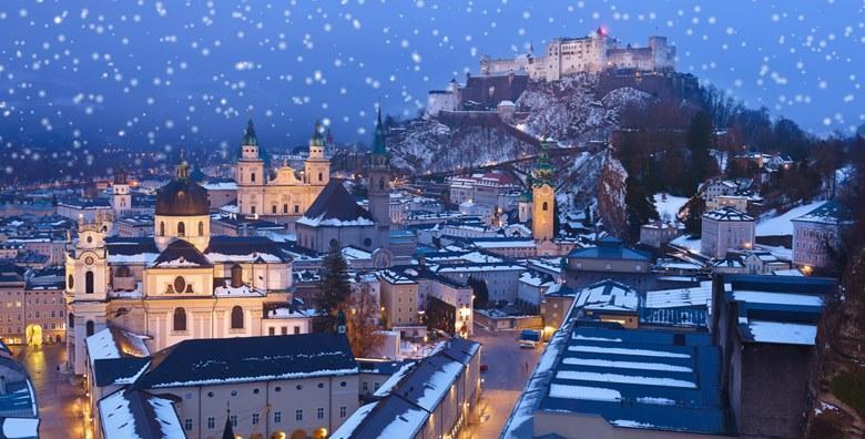 Advent u Salzburgu i dvorcu Hellbrunn - jednodnevni izlet s prijevozom za 264 kn!