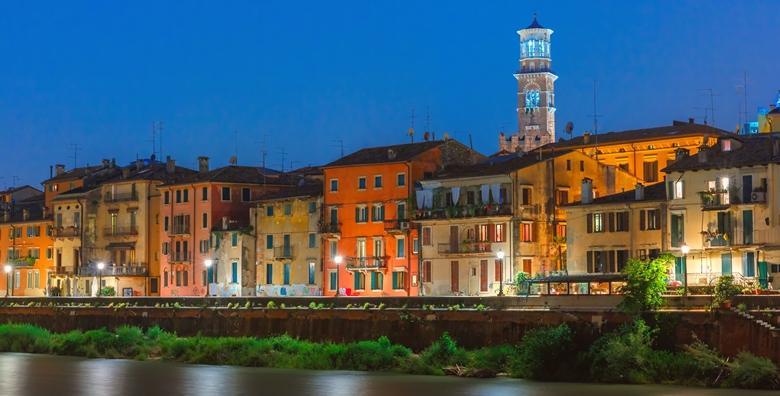 Verona - izlet s prijevozom za 279 kn!