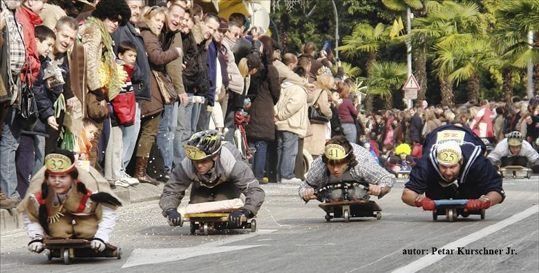 Balinjerada u Opatiji i karneval u Lovranu- izlet s prijevozom za 144 kn!