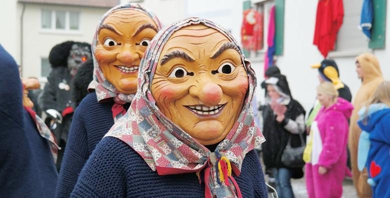 KARNEVAL U RIJECI - posjetite najpoznatiju karnevalsku svečanost na Kvarneruuz vatromet boja i tisuće maski za 119 kn!