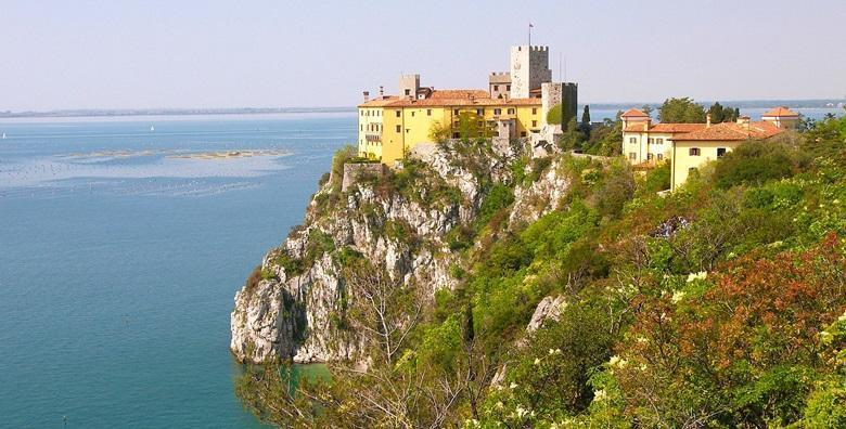 Italija - dvorac Duino, gradići Akvileja i Grado, izlet s prijevozom za 209 kn!