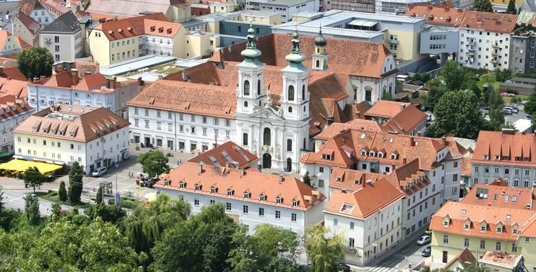 Graz i dvorci Štajerske - cjelodnevni izlet s prijevozom za 189 kn!