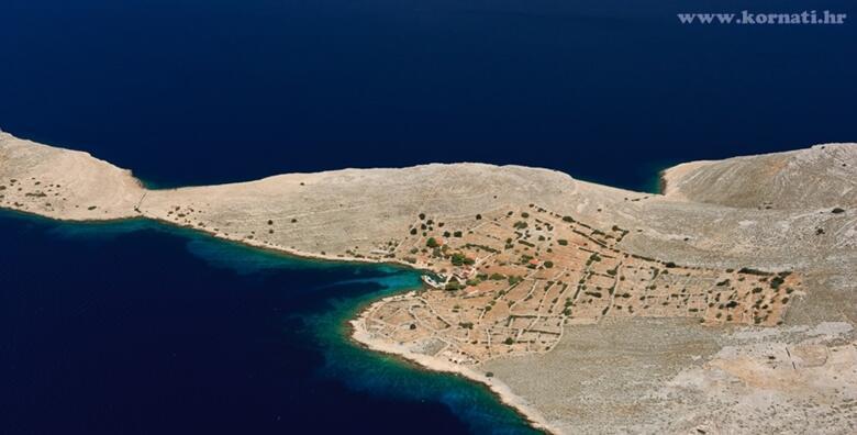NP KORNATI - Posjetite osamdeset i devet otoka, otočića i hridi i neka vas očara kornatski arhipelag za 199 kn!