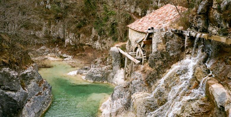 Bijeg u Istru - provedite vikend u netaknutoj prirodi i posjetite Stazu sedam slapova, jednu od najatraktivnijih planinarsko-pješačkih staza za 199 kn!