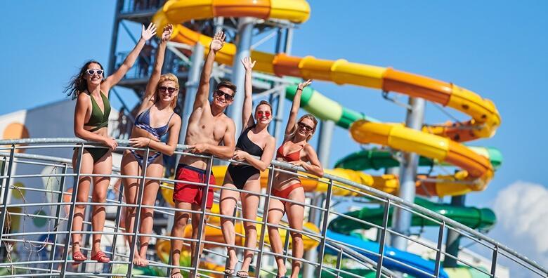 Ponuda dana: ISTRALANDIA - doživite nezaboravan izlet u najzabavniji vodeni park u Hrvatskoj i uživajte u dozi adrenalina uz atraktivne tobogane i bazene za 179 kn! (Putnička agencija Autoturist - Park ID kod: HR-AB-01-080015747)