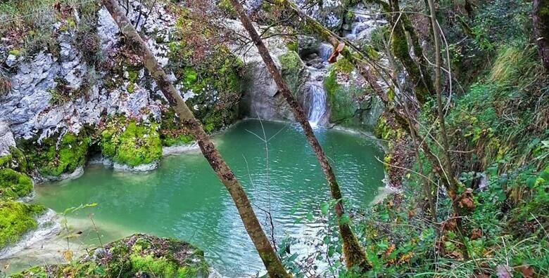 Istra, Staza sedam slapova - posjetite atraktivnu stazu uz uključen prijevoz za 179 kn!