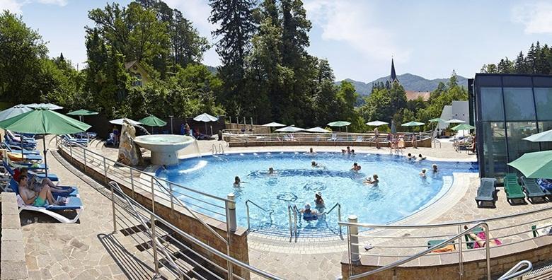 Terme Dobrna 4* Slovenija - 2 noćenja s polupansionom i kupanjem za dvoje za 1.324 kn!