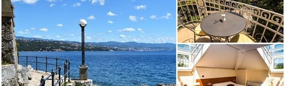 LAST MINUTE wellness odmor u Lovranu! 2 ili 3 noćenja s doručkom za dvoje u hotelu Villa Eugenia 4* uz korištenje whirlpoola, saune i masažnog tuša od 737 kn!