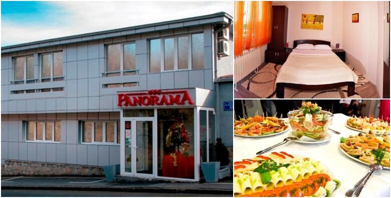 POPUST: 30% - BEOGRAD- 2 noćenja s doručkom za dvoje s pićem dobrodošlice u Hotelu Villa Panorama 3* uz nezaboravan pogled na cijeli južni Beograd za 437 kn! (Hotel Vila Panorama***)