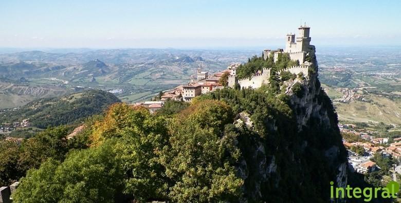 [SAN MARINO I ITALIJA] Osjetite čaroliju u jednoj od najmanjih i najstarijih država na svijetu uz posjet Riminiju, Ferrari i Ravenni za 599 kn!