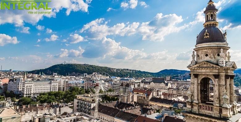 Budimpešta - 3 dana s doručkom u hotelu*** i prijevozom za 650 kn!