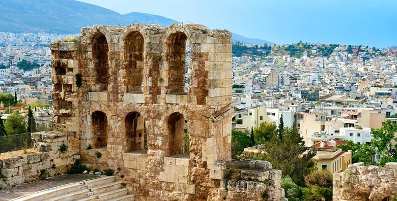 Grčka, Atena 3* - 5 dana s doručkom i povratnim letom za 3.200 kn!