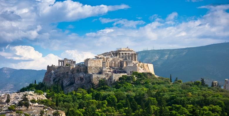 Grčka, Atena 3* - 4 dana s doručkom i povratnim letom od 2.500 kn!