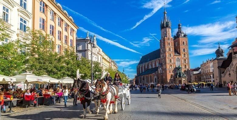 Krakow, Brno i Bratislava - 4 dana s doručkom i prijevozom za 1.250 kn!