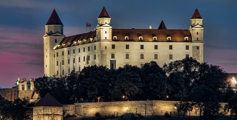 Advent u Bratislavi 4* - 2 dana s doručkom i prijevozom, wellness i spa za 640 kn!