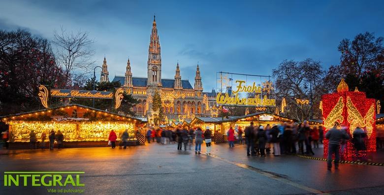 Advent u Beču - jednodnevni izlet s prijevozom za 240 kn!