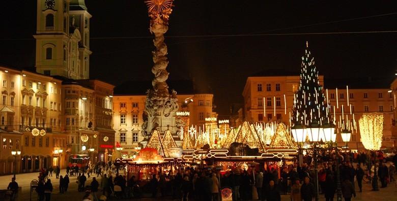 Ponuda dana: Advent u Linzu - blagdanski ugođaj uz božićni sajam u centru grada na Dunavu i omiljenu Linzer tortu s posjetom austrijskim gradićima Steyru i Steinbachu! (Integral putovanjaID kod: HR-AB-01-1-18661)