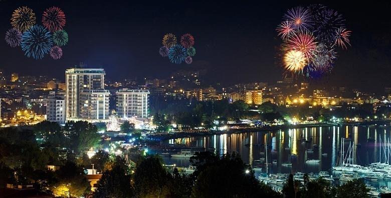 Nova godina u Budvi - 4 dana s doručkom u hotelu 3* i prijevozom za 1.150 kn!
