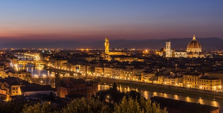 Nova godina u Toskani - 4 dana s doručkom u hotelu 3* i prijevozom za 1.550 kn!