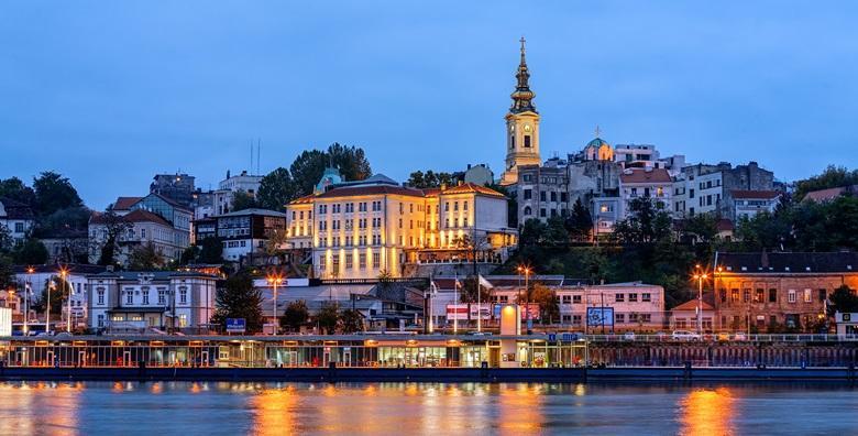 Nova godina u Beogradu - 3 dana s doručkom u hotelu 4* uz uključen prijevoz za 1.040 kn!