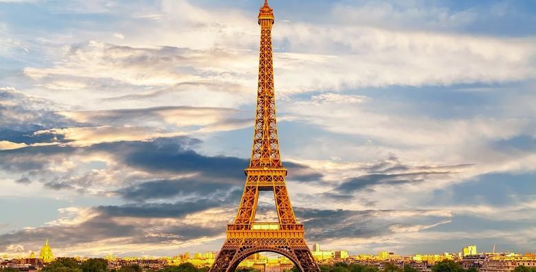 Pariz - grad ljubavi, polasci 19.3. i 16.4.