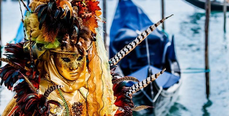 Karneval u Veneciji - izlet s prijevozom za 240 kn!