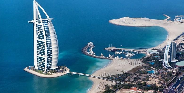 Dubai - provedite 5 nezaboravnih noći u gradu budućnosti koje ćete zauvijek pamtiti uz uključen smještaj u hotelu 4* i povratni let avionom od 2.550 kn!