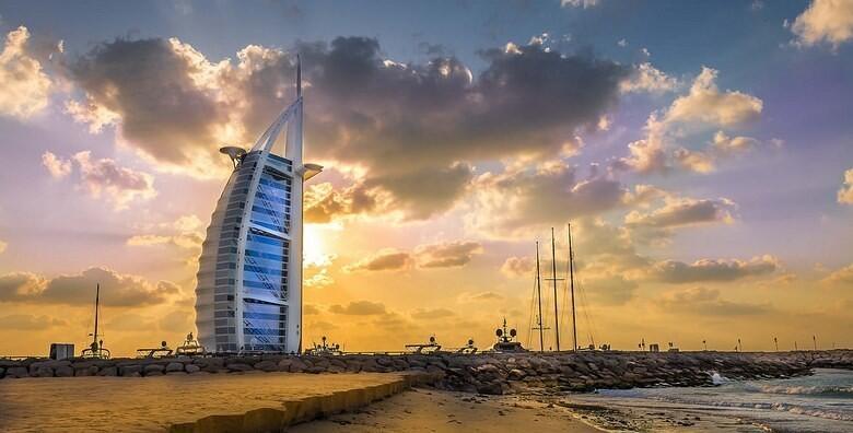 Dubai 4* - provedite nezaboravno putovanje uz 5 noći s doručkom i povratnim letom za 3.350 kn!
