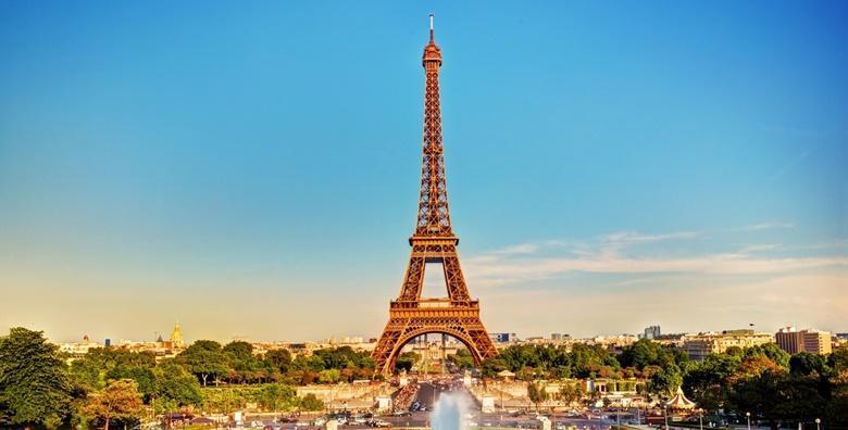 PARIZ - 3 noćenja s doručkom u hotelu 3* uz uključen prijevoz avionom za 2.150 kn!