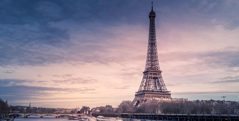 PARIZ - 3 noćenja s doručkom u hotelu 3* uz uključen prijevoz avionom za 2.450 kn!